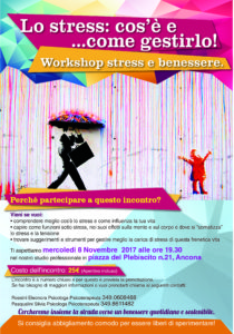 workshop stress_ilcorpoelalmente.com