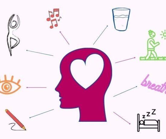 7 Piccoli esercizi per calmare l'ansia
